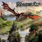 Cover of Rhapsody - Symphony Of Enchanted Lands II�The Dark Secret