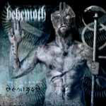Cover of Behemoth - Demigod