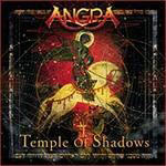 Cover of Angra - Temple Of Shadows