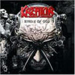 Cover of Kreator - Enemy Of God