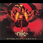 Cover of Nile - Annihilation Of The Wicked