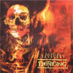 Cover of Defacing - Spitting Savagery