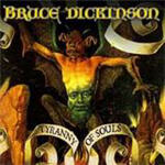 Cover of Dickinson, Bruce - Tyranny Of Souls