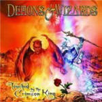 Cover of Demons And Wizards � Touched By The Crimson King