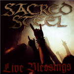 Sacred Steel - Live Blessings (CD/DVD)