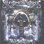 Grave Digger - 25 To Live (CD/DVD)