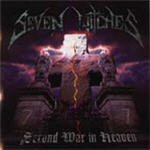 Seven Witches - Second War In Heaven (Re-Release)