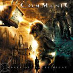 Cover of Communic - Waves Of Visual Decay