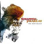Cover of Strapping Young Lad - The New Black