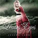 Leaves' Eyes - Legend Land EP