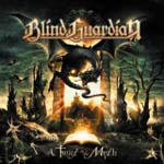 Cover of Blind Guardian - A Twist In The Myth