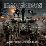 Cover of Iron Maiden - A Matter Of Life And Death