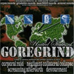 Corporal Raid - United States Of Goregrind