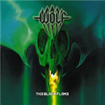 Cover of Wolf  The Black Flame