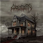 Cover of Obscenity  Where Sinners Bleed