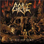 Cover of Grave  As Rapture Comes