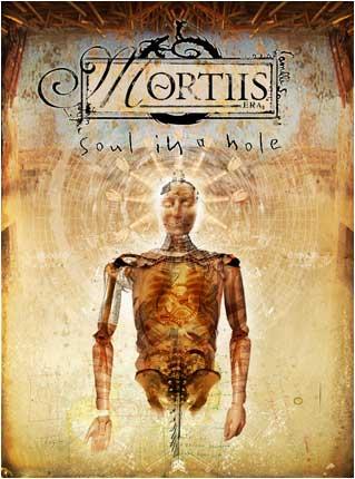 Mortiis - Soul In A Hole-Live In London (DVD)