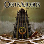 Cover of Courageous - Downfall Of Honesty