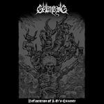 Cover of Grimfaug - Defloration Of Life's Essence