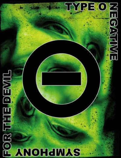 Type O Negative - Symphony For The Devil (The World Of Type O Negative) (DVD)