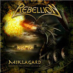 Cover of Rebellion  Miklagard