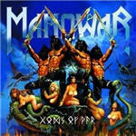 Cover of Manowar � Gods Of War