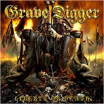 Cover of Grave Digger � Liberty Or Death