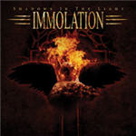 Cover of Immolation � Shadows In The Light