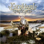 Cover of Korpiklaani - Tervaskanto