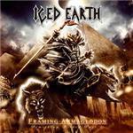Cover of Iced Earth � Framing Armageddon�Something Wicked Part 1