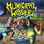 Cover of Municipal Waste - The Art Of Partying