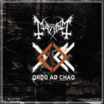 Cover of Mayhem � Ordo Ad Chao