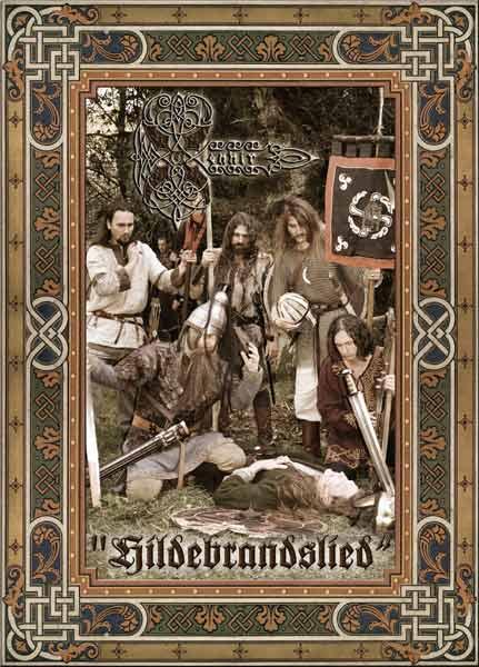 Cover of Menhir - Hildebrandslied