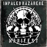 Cover of Impaled Nazarene � Manifest