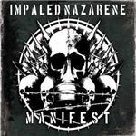 Cover of Impaled Nazarene � Manifest
