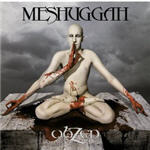 Cover of Meshuggah - ObZen