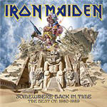 Iron Maiden - Somewhere Back In TimeThe Best Of : 1980-1989