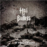 Cover of Hail Of Bullets - �Of Frost And War