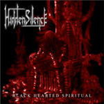 Cover of Hidden Silence - Black Hearted Spiritual