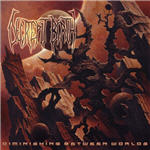 Cover of Decrepit Birth - Diminishing Between Worlds
