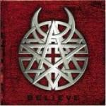 Cover of Disturbed - 'Believe'