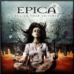 Cover of Epica - Design Your Universe