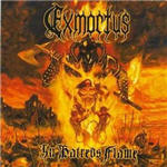 Cover of Exmortus - In Hatred's Flame