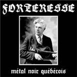 Cover of Forteresse � Metal Noir Quebecois