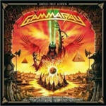 Cover of Gamma Ray - Land Of The Free II