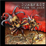 Cover of Gorefest � Rise To Ruin