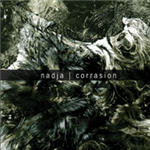Cover of Nadja - Corrasion