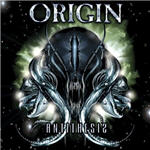 Cover of Origin - Antithesis