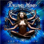 Cover of Pagan�s Mind � God�s Equation
