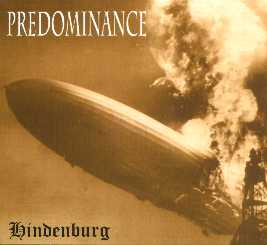 Cover of Predominance - Hindenburg